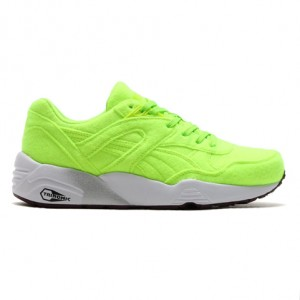 Puma R698 Bright Fluro Green CO
