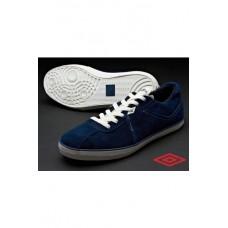 Umbro Terrace Low -  Умбро мъжки  обувки от тъмно син велур